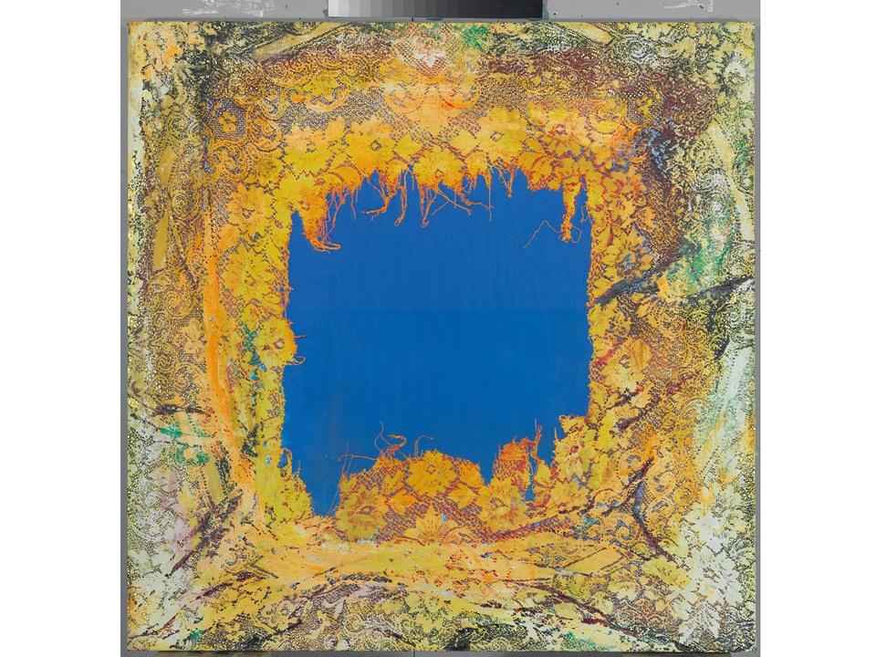 CAMH's NY art auction January 2014 Mark Flood