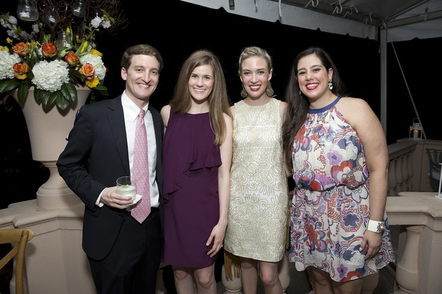 News, Shelby, Rienzi Spring Party, April 2015, Parker and Crossley Mears, Elizabeth Wilhite, Brett Ashley Longoria