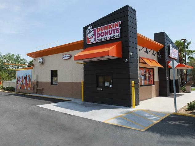 Dunkin' Donuts Austin area