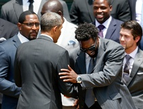 Chris Baldwin: Ed Reed stands up to Obama: Questioning his heart is absurd — Houston fans should know better