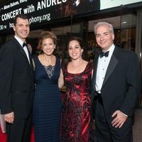 12 Mark and Christina Hanson, from left, and Viviana and David Denechaud at Houston Symphony Opening Night Gala September 2014