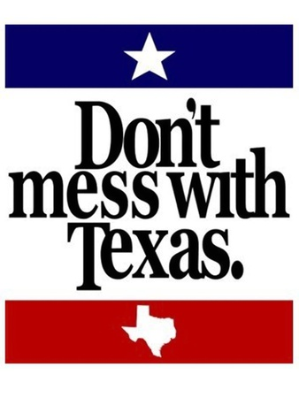 Don&#39;t Mess with Texas