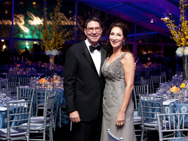 28 Scott and Soraya McClelland at Gala on the Green February 2014