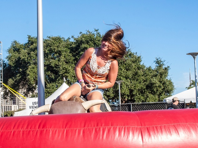 Fun Fun Fun Fest Youngest Pit Photographer Ryder Cavazos