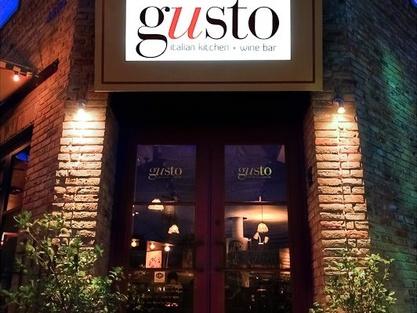Gusto italian kitchen wine bar culturemap austin for Gusto italian kitchen