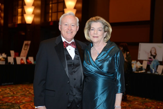 Fred and Patty Hagens at the JDRF Gala April 2014
