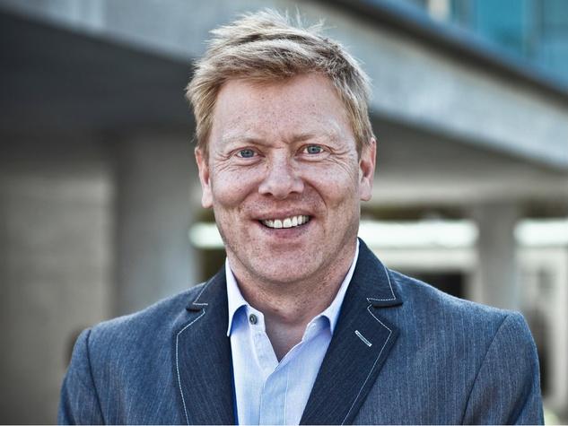 Jon Gnarr comedian Iceland