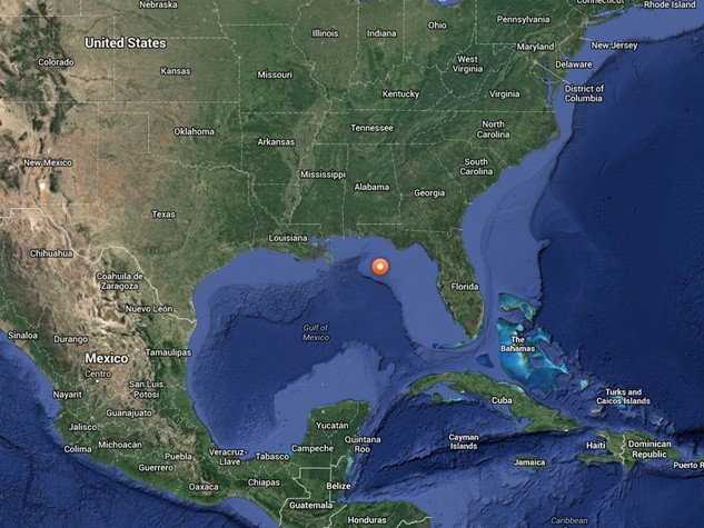 Katharine shark great white location June 17, 2014