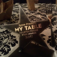 my table awards 2011
