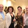 Noche de las Americas kick-off, Aug. 2016, George Diaz-Arrastia, Maria Gomez, Sarah Cuddy Al Gailani, Basil Al Gailani