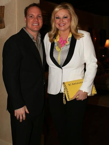 Brian & Shay Geyer, ESCI Kickoff Party