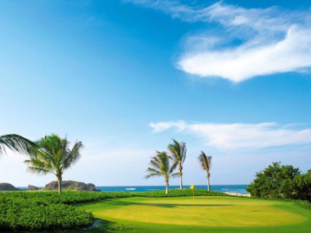 Four Seasons Resort Punta Mita golf embed crop
