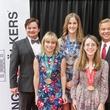 Houston, Engel and Völkers Launch Party, June 2015, Brooks Ballard, Ashley Billard, Katherine Reed, Meg Norman, Anthony Hitt