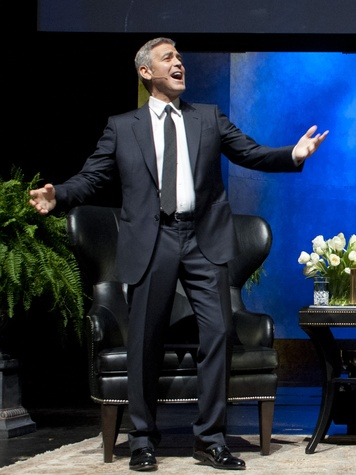 News_George Clooney_Brilliant Lecture_May 2012