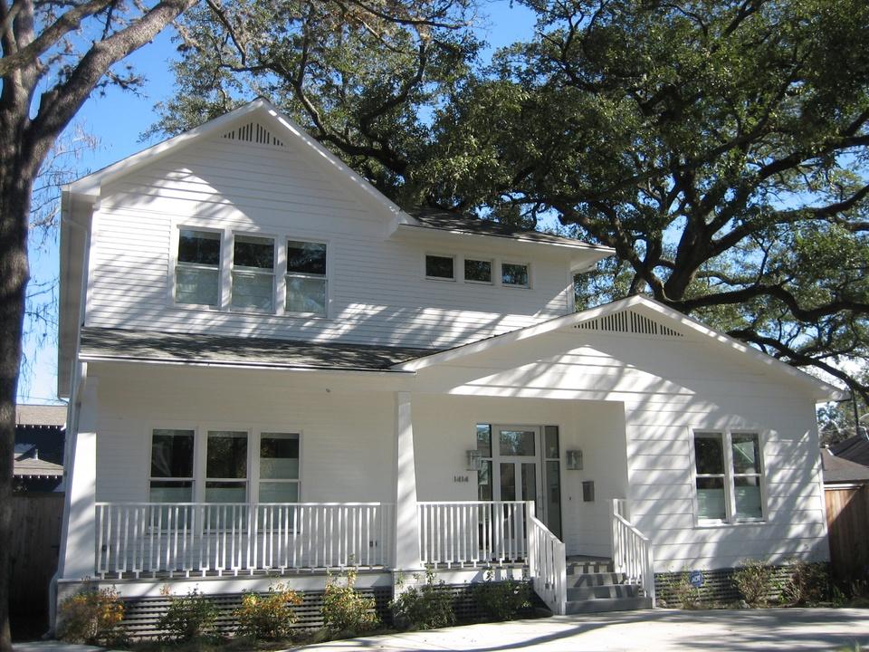 Houston Heights Association Spring Home & Garden Tour April 2015 1414 Ashland