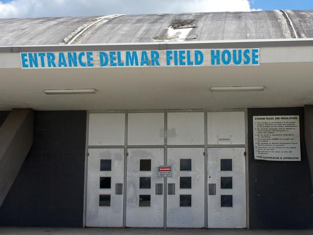 Delmar Field House October 2013