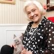 Houston, Interfaith Ministries aniMeals, December 2015, senior citizen pet owner