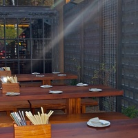 Austin Photo Set: dupuy_sway restaurant opening_dec 2012_exterior