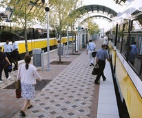DART station in Plano