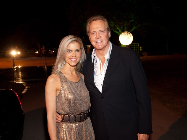 News_Cattle Barons Ball_April 2012_Faith Majors_Lee Majors