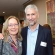 Diana Strassmann, Jeff Smisek at Planned Parenthood luncheon