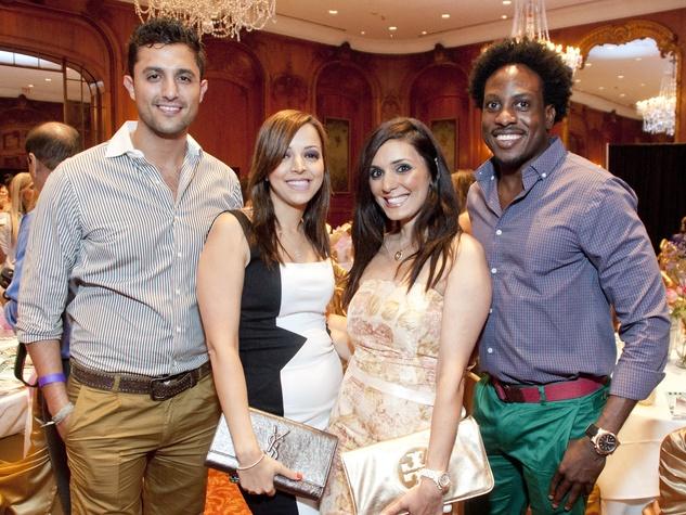 010_Starlight Fashion gala, Show, June 2012, Mazen Baltagi, Donnia Metonri, Sahar Samadian, Lanre Omotunwashe