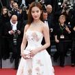 Liu Yifel in Dior at Cannes Film Festival