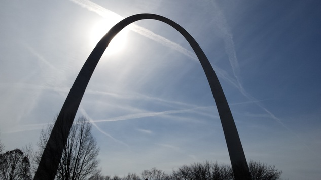 Ralph Bivins Astrodome April 2015 Recognized around the world, the Gateway Arch is a symbol of St. Louis.