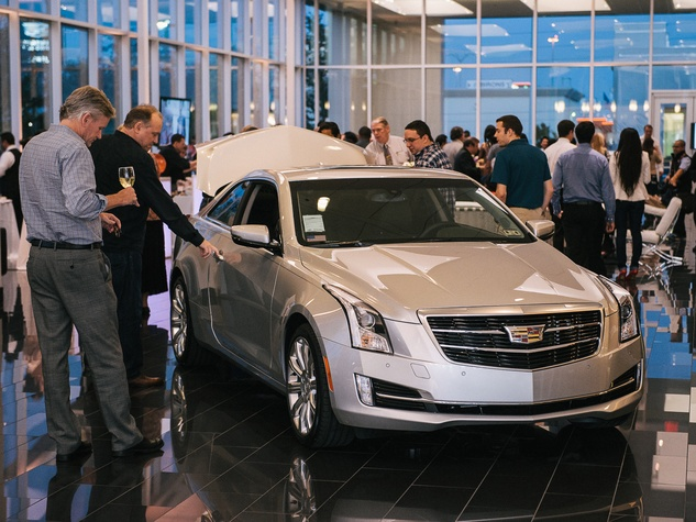 News, Shelby, Sewell Cadillac, ATS Coupe, October 2014