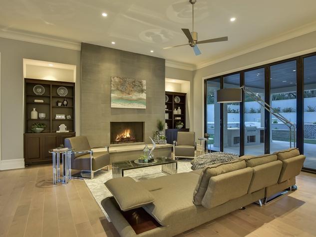 12308 Emory Oak, Austin, house, for sale living room