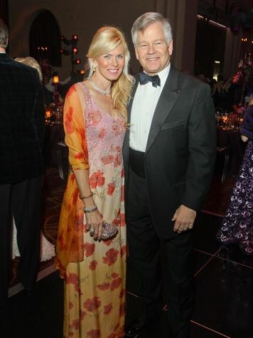News_Houston Ballet Ball_February 2012_Terrie Hogan Turner_Mike Turner