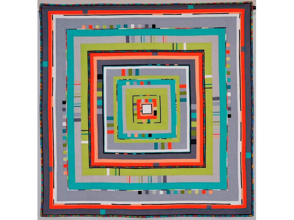 2 City Center International Quilt Festival special exhibit quilts October 2014