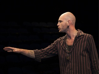 Alley Theatre presents Slam Poets Spring Slam Competition