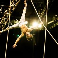 Lynn Lane, Cirque du Soleil, Quidam, Rehearsal