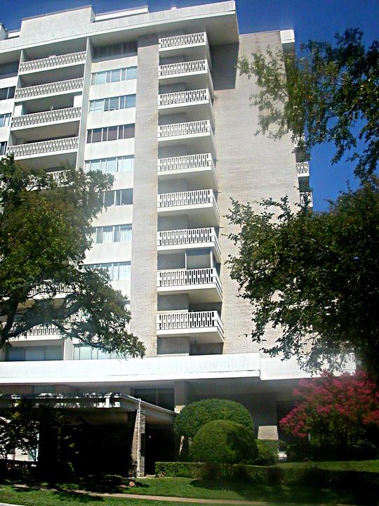 3701 Turtle Creek Boulevard in Dallas