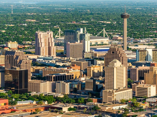 An analysis of the culture in san antonio texas