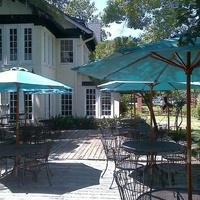 Concepcion, restaurant, patio