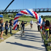 Hermann Park Conservancy presents Park to Port Bike Ride