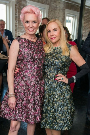 News, Shelby, Heart of Fashion, Aug. 2015, Vivian Wise, Carolyn Farb