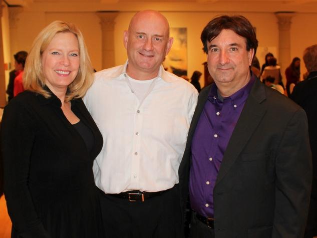 Lorrie Smith, Jeff Levine-EVENT FOUNDER, Scott Peck, 8x8