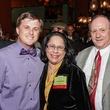 News, Shelby, Mayor's Hispanic Holiday Party, December 2014, Corbett Daniel Parker, Juanita Soliz, Joseph Soliz