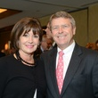 13 Cathy and Joe Cleary at the Salvation Army luncheon November 2013