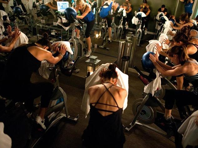 Define Fitness Studio Workout austin