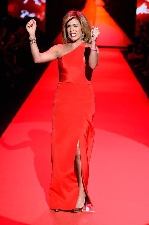 46 Clifford New York Fashion Week Fall 2015 Go Red for Women February 2015 Hoda Kodb