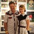 Gala and Retablo Silent Auction 2014, Lawndale Art Center, Dia De Los, Muertos, Lane Schultz, Bob Schultz