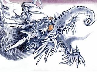 Don Ed Hardy, 2000 Dragons, dragon