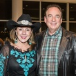 Elizabeth and Allan Stein at the HLSR Hide Party January 2014