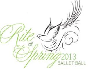 """2013 Houston Ballet Ball """"Rite of Spring"""""""