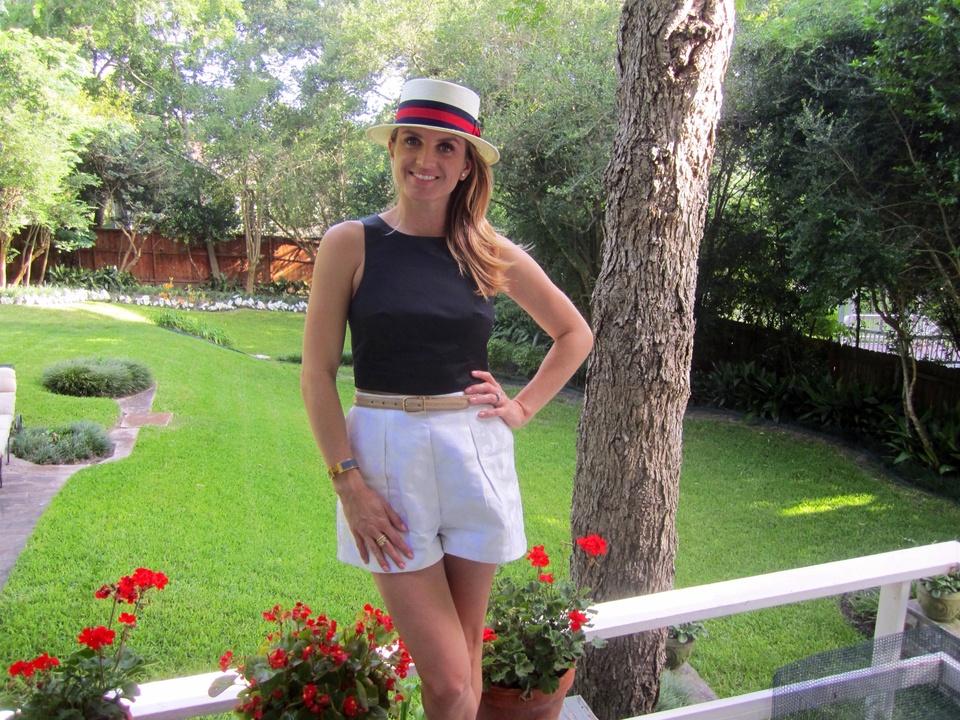 News, Lindley Arnoldy, summer hats, June 2014