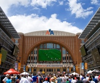 American Airlines Center in Dallas